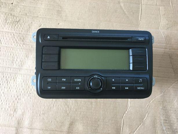 Radio Skoda Superb 2 II