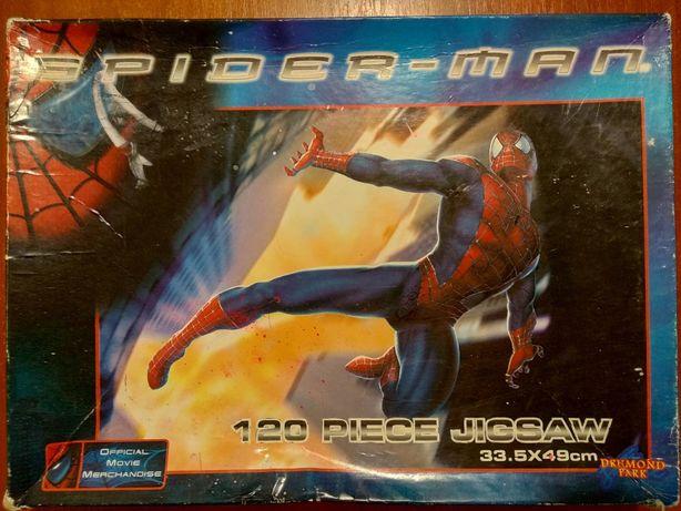 Пазл Спайдермен Spider-man