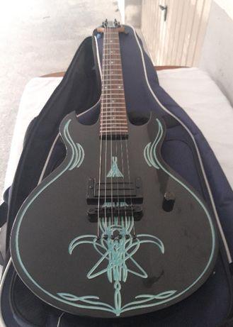 Washburn Pro Wsi 10B Scott Ian Signature Guitar