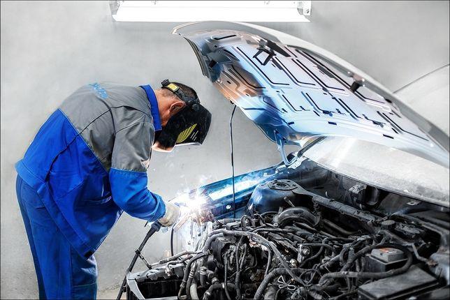 Автосервис,диагностика и ремонт двигателей,подвески,сварочные работы