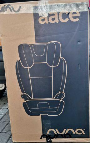Fotelik samochodowy Nuna AACE 15-36 kg, Isofix, Aspen2020, gwarancja