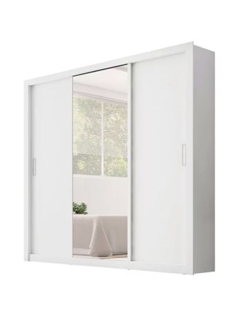 Vendo roupeiro 3 portas branco