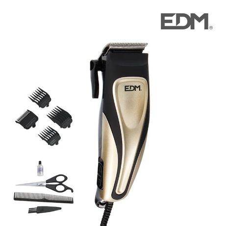 Máquina cortar cabelo com fio 220V nova com garantia