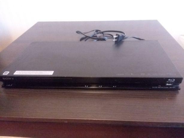 Блюрей ДВД SACD-R плеер Sony BDP-S470 3D Full HD привезен из США