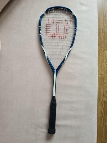 Rakieta do squasha Wilson K Factor Arophite Black