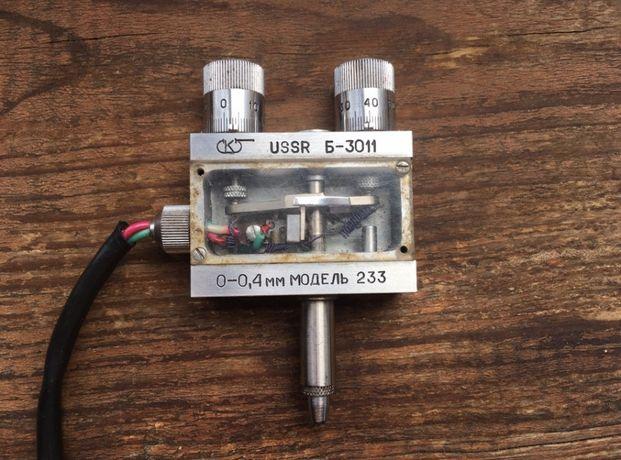 Датчик электроконтактный ДП-0,4