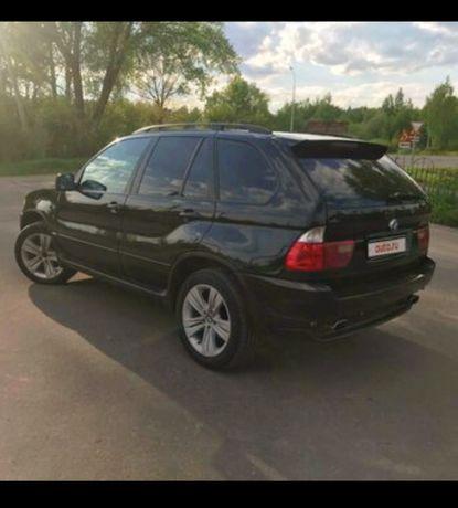 Титанові диски BMW X5