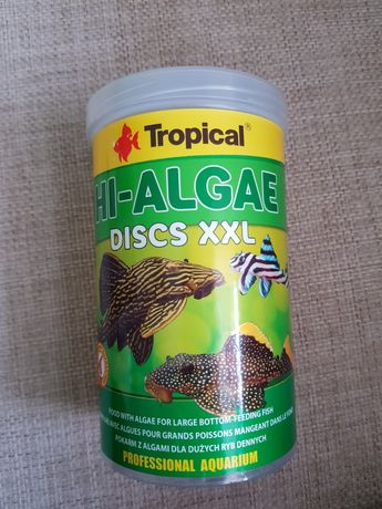 Tropical HI-ALGE DISCS - pokarm dla ryb dennych