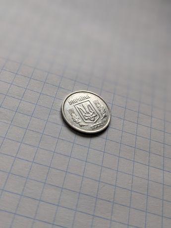 Монеты Украины редкие 2 коп копейки 2002