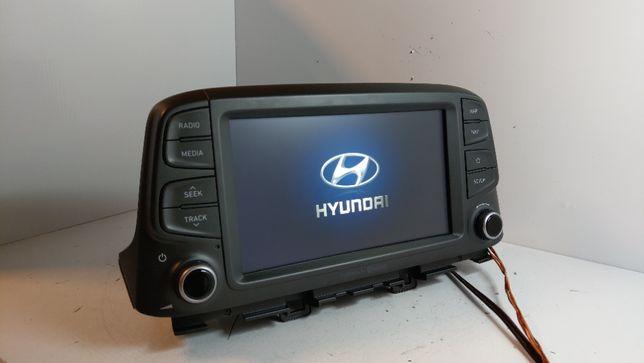 Radio Nawigacja Navi HYUNDAI KONA
