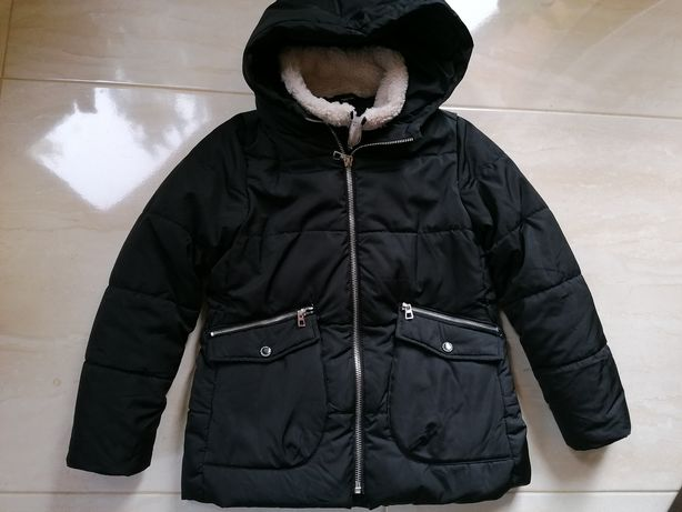 Sprzedam kurtkę puchowa firmy Zara