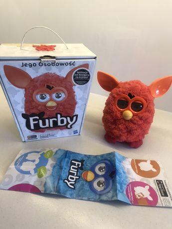 Furby - interaktywna zabawka