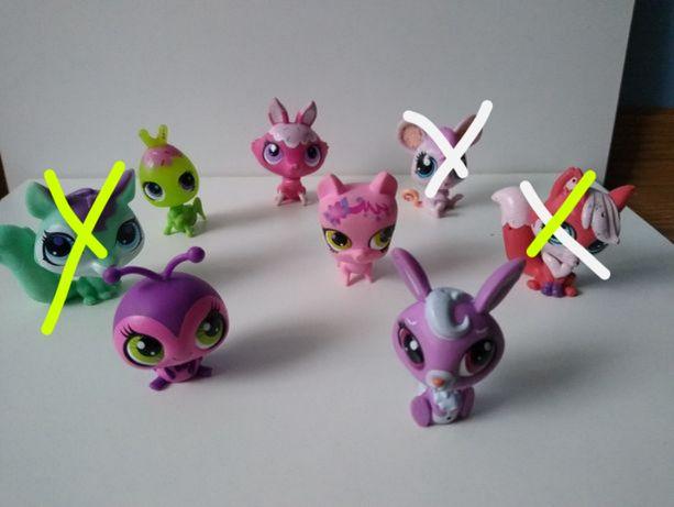 LPS littlest pet shop figurki