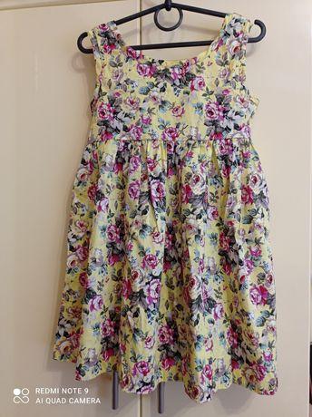 Платье на рост 128
