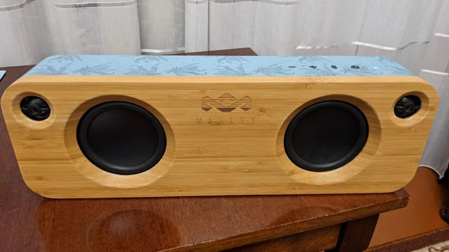 Bluetooth система Marley Get Together Blue Hemp