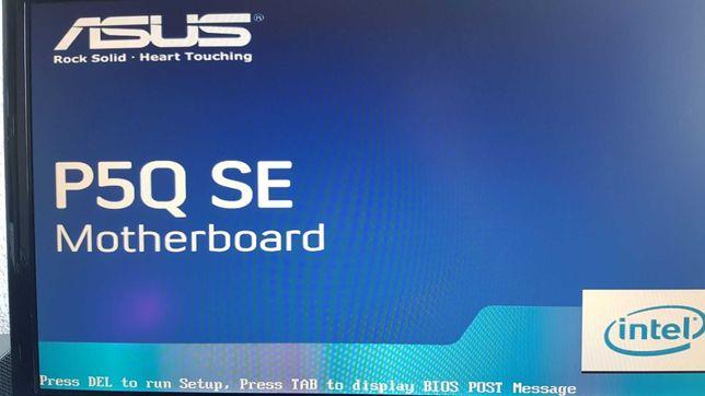 Socket 775   ASUS P5Q SE - Chipset Intel® P45/ ICH10