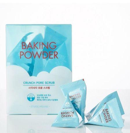 Baking powder ,пирамидки ,маска,скраб,пенка для умывания