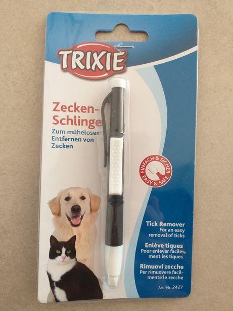 Trixie Chwytak na kleszcze pętla długopis
