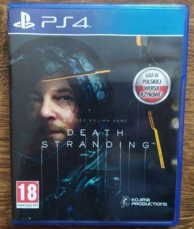 Death Stranding ps4 konsola gra