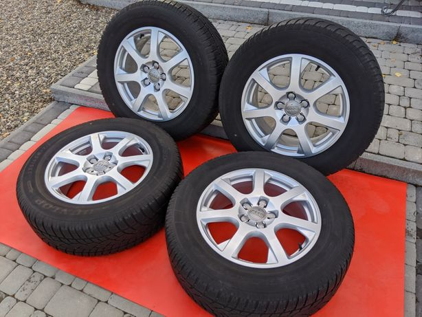 Диски R17 5 x 112 КОВАНІ (7J ET37) AUDI Q3 Q5 A6 C6 C7 , Volkswagen