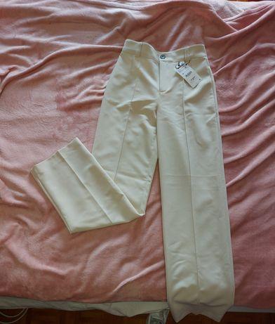 Calças Full Length Zara
