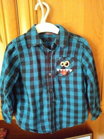 Koszula chłopięca 92