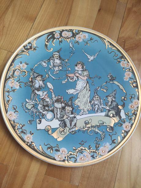 Антикварная тарелка (блюдо) Villeroy&Boch 1980г