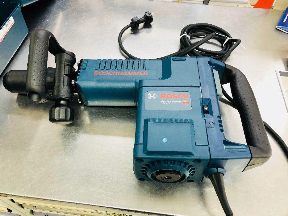 Martelo Demolidor SDS-max Bosch GSH 11 E Professional Amora - imagem 1