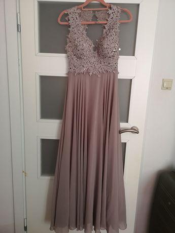 Sukienka długa wesele / studniówka