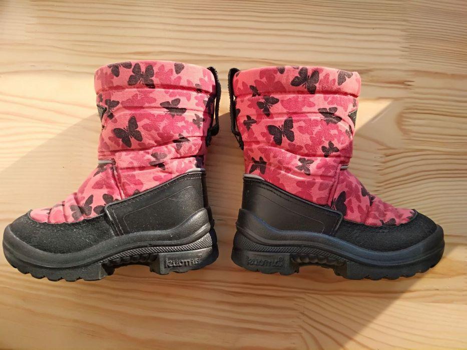 Зимові чобітки Kuoma 23р Тернополь - изображение 1