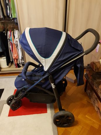 Wózek spacerowy Joie litetrax 3