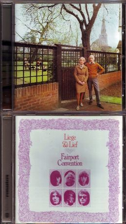 2 Cd's - Fairport Convention
