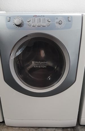 Máquina de lavar roupa Ariston hotpoint 8kg