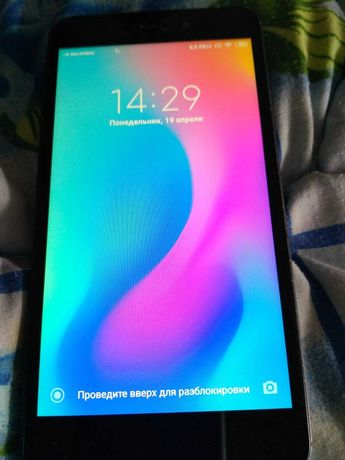 Смартфон двухкарточный Xiaomi Redmi 4А Ксиоми Редми 4А