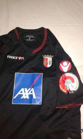 Equipamento do Braga