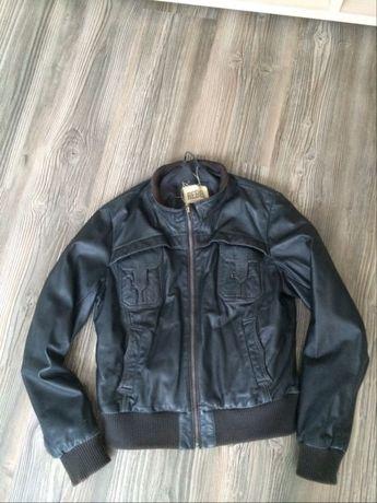 Кожаная куртка /косуха Rebel