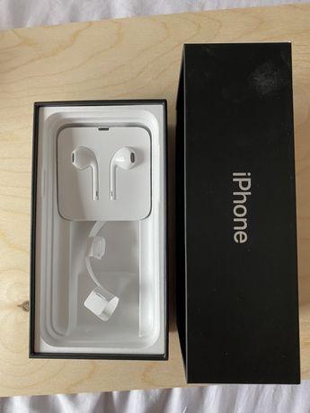 Słuchawki douszne apple oryginalne