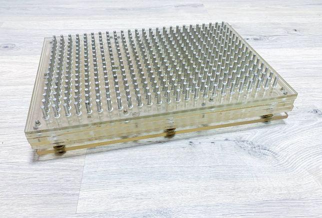 Капсулятор ручной (наполнитель капсул) на 400 шт наповнювач капсул