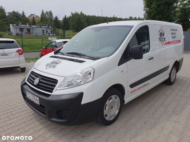 Fiat scudo  scudo LONG L2H1 2.0HDI zarejestrowany