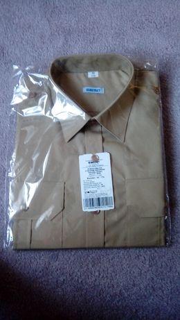 koszula wyjściowa wojsk lądowych