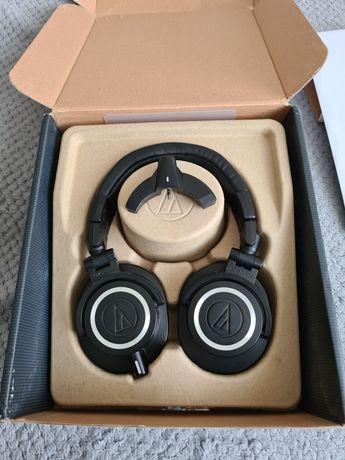 Audio Technica ATH-M50x, adapter BT FIIO