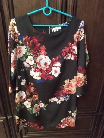 New Look sukienka w kwiaty, 40, w bdb stanie!