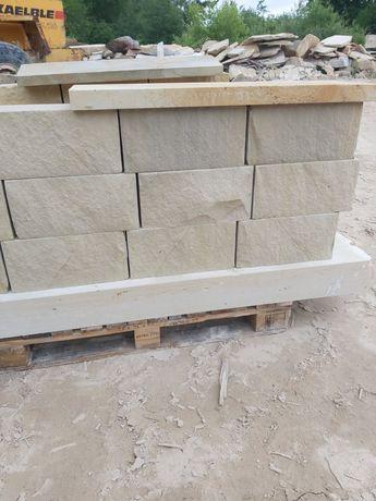 Piaskowiec kamien murowy 20x20x40cm
