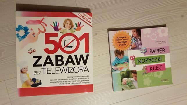 Książeczki dla kreatywnych dzieci i rodziców :)