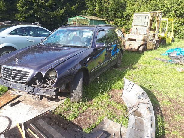 Mercedes W210 2.7 cdi czesci