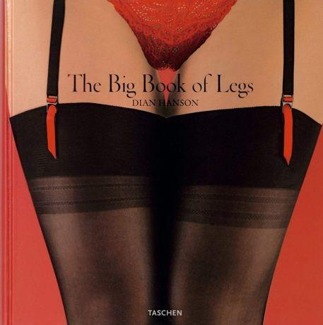 The Big Book of Legs - Dian Hanson Livro Fotografia