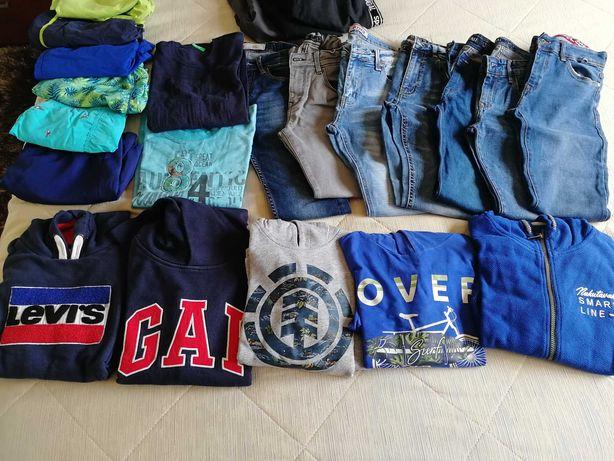 Lote de roupa menino 10,11 Anos (63 PEÇAS)