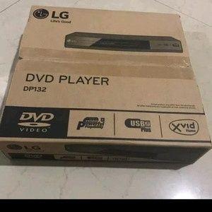Leitor DVD LG DP132