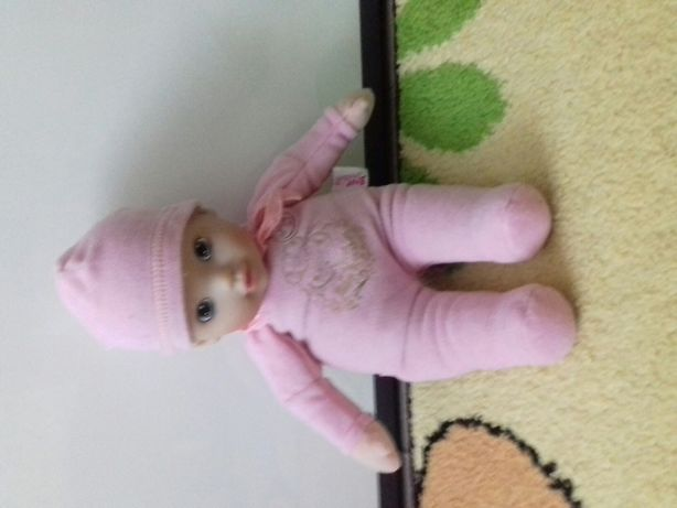 Lalka my first Baby Annabell Zapf Creation