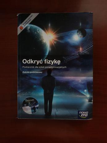Odkryć Fizykę podręcznik zakres podstawowy Nowa Era
